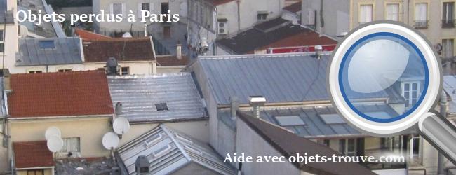 objets trouvés à paris : horaires et adresse du bureau des objets perdus